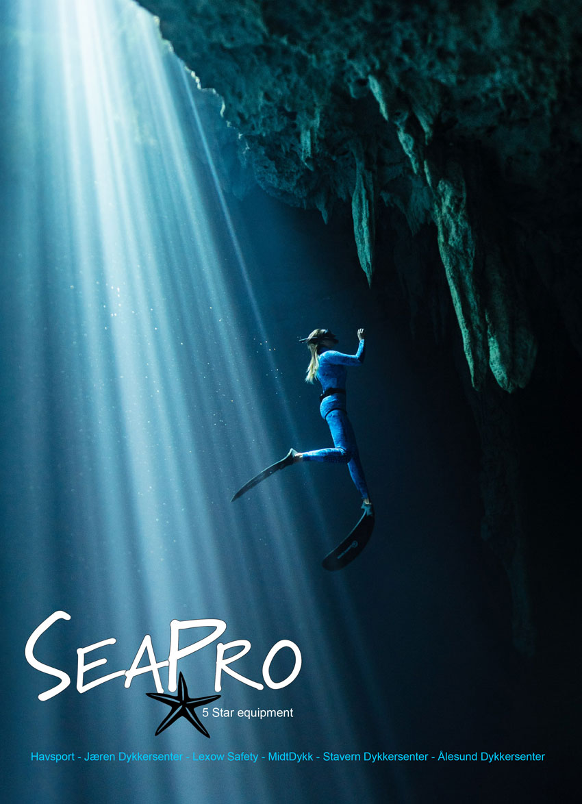 Annonsebanner AquaFun AB - Seapro