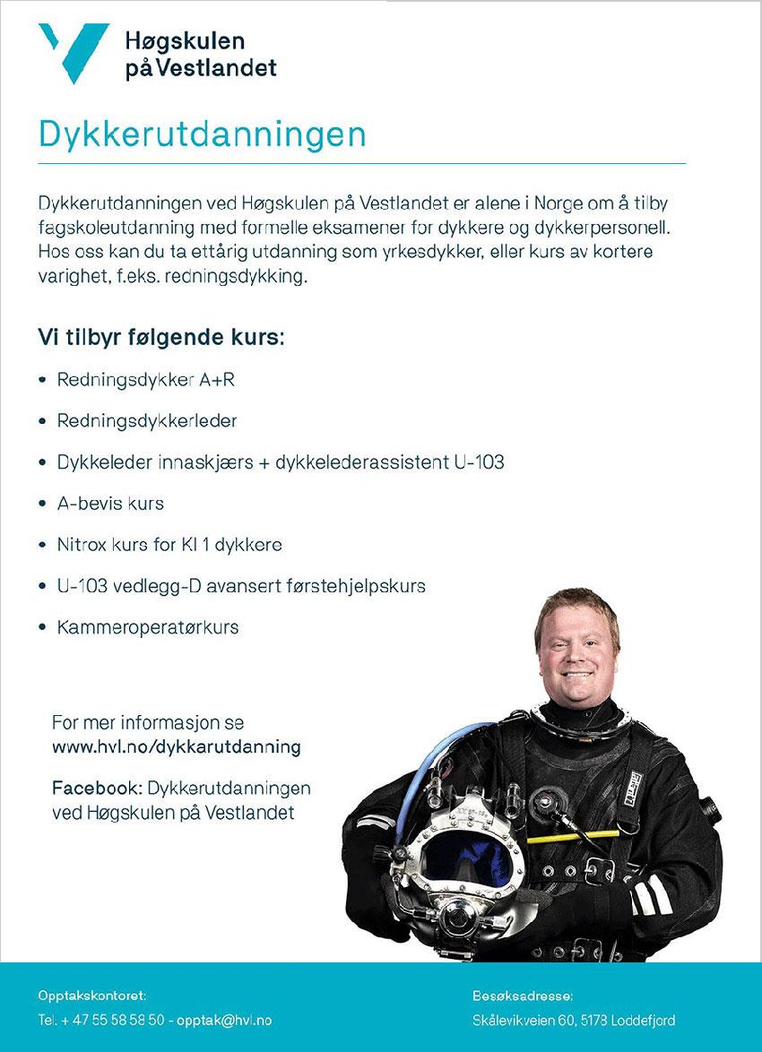Annonsebanner Høgskulen Vestlandet