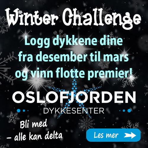 OFDS Winter Challenge kampanje 400px