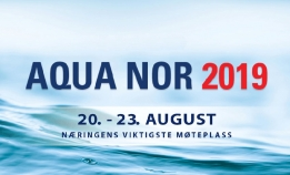 Snart klart for Aqua Nor 2019 i Trondheim